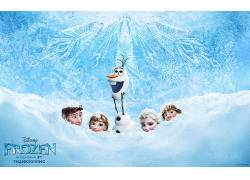 冷冻(电影),动画电影,电影,华特迪士尼,迪士尼111835