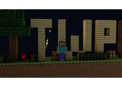 CTG8,数字艺术,电影院4D,Photoshop中,我的世界264430