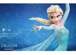 埃尔莎公主,冷冻(电影),电影41001