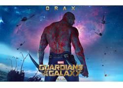 Drax驱逐舰,漫威漫画,银河护卫队,电影海报,电影8219