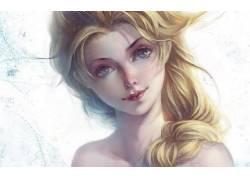 埃尔莎公主,冷冻(电影),艺术品,电影35590