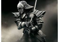 剑,武士,单色,战士,垂死挣扎,电影2181