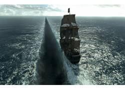 加勒比海盗:死人不告诉故事,加勒比海盗,电影537942