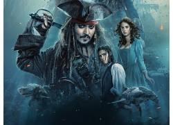 加勒比海盗:死人不告诉故事,加勒比海盗,电影537964