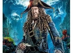 加勒比海盗:死人不告诉故事,加勒比海盗,电影537967