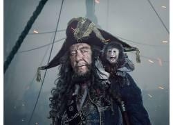 加勒比海盗:死人不告诉故事,加勒比海盗,电影537968