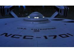 USS企业(飞船),星际迷航,科幻小说,电影188921