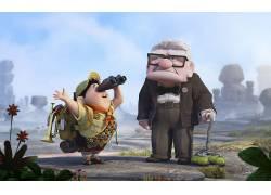 动画片,华特迪士尼,Up(电影)532047