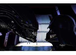 外星人(电影),达斯维达,科幻小说40952
