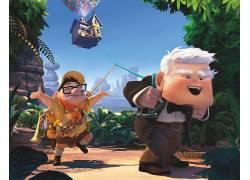 动画片,迪士尼,Up(电影)173215