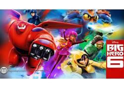 动画电影,电影,Baymax(大英雄6),大英雄6,去Go Tomago,蜂蜜柠檬