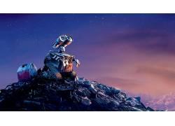 WALL-E,电影,机器人,动画电影63175