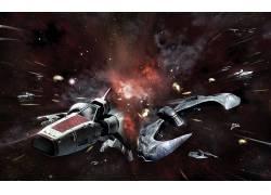 太空堡垒卡拉狄加,毒蛇,电影,赛昂,船,标记2,电视剧,电视,NBC4582