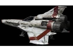 太空堡垒卡拉狄加,毒蛇,电影,赛昂,船,标记2458202