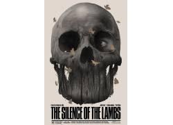 头骨,数字艺术,肖像显示,电影,电影海报,眼睛,白色背景,树木,蝴蝶
