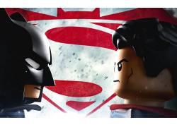 乐高电影,DC漫画,蝙蝠侠,超人,蝙蝠侠与超人:正义的黎明466314