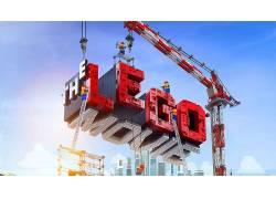 乐高电影,起重机(机器),动画电影,电影,LEGO26937