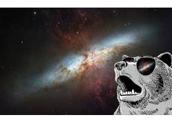 动物,墨镜,太空艺术,空间,星系,梅西耶82189803