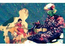 音乐,专辑封面,动物集体410667