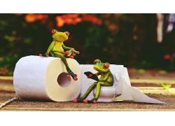 复古的风格,青蛙,卫生纸,动物,酿酒420123