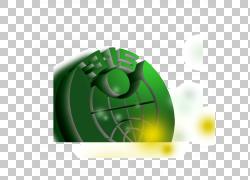 315素材字体绿色光目录素材