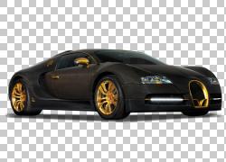 布加迪威龙汽车法拉利,布加迪透明PNG剪贴画紧凑型轿车,电脑壁纸,