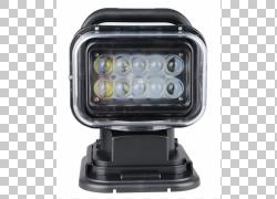 发光二极管探照灯遥控车,光PNG剪贴画电子产品,汽车,灯,光,探照灯