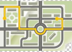 出租车,地图材料PNG剪贴画角度,服务,计划,工程,生日快乐矢量图像图片