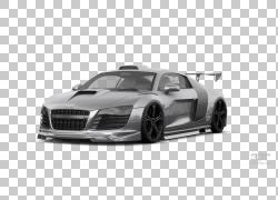 奥迪R8勒芒概念跑车大众,奥迪PNG剪贴画汽车,性能汽车,大众汽车,