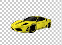 跑车法拉利豪华车,汽车PNG剪贴画汽车事故,老式汽车,赛车,汽车,性
