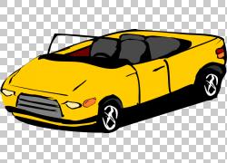 跑车福特野马雪佛兰Corvette MINI,敞篷车的PNG剪贴画紧凑型轿车,