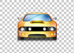 跑车计算机图标宝马,汽车标志PNG剪贴画紧凑型汽车,橙色,电脑壁纸