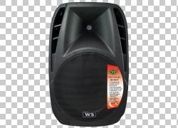 麦克风声音公共广播系统音频功率放大器扬声器,麦克风PNG剪贴画电