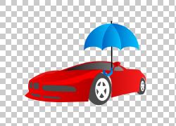 跑车车门豪华车奥迪,红色跑车用伞PNG剪贴画汽车事故,雨伞,运动,