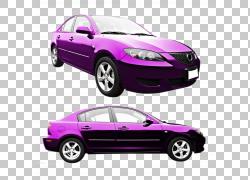 汽车车辆信用支付保险,紫色汽车PNG剪贴画紫色,紧凑型汽车,玻璃,