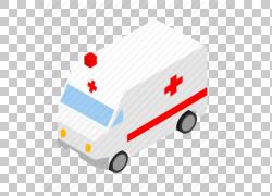 汽车车辆救护车,救护车PNG剪贴画卡通,运输,材料,设计,医院救护车