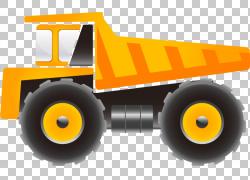 汽车车辆重型设备,卡车拉材料免费PNG剪贴画免费徽标设计模板,生