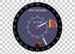 汽车车速表转速表,设计PNG剪贴画数字时钟,车速表,艺术,圆,时钟,