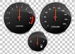 汽车车速表转速表燃油表,自动拨号PNG剪贴画模板,仪表板,汽车维修