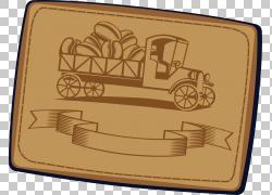 汽车标志,棕色咖啡车标志PNG剪贴画棕色,免费标志设计模板,卡车,