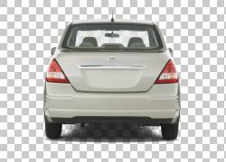 汽车2009日产Versa日产骐达2008日产Versa,日产PNG剪贴画紧凑型轿