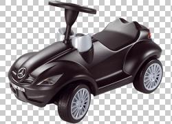 梅赛德斯 - 奔驰SLK级鲍比汽车玩具,黑色玩具车PNG剪贴画汽车事故