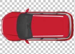 汽车,红顶汽车,红色汽车插图PNG剪贴画杂项,小型汽车,矩形,卡车,