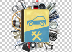 汽车Vecteur,工具箱和汽车配件PNG剪贴画杂项,摄影,生日快乐矢量