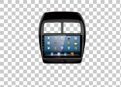 汽车丰田兰德酷路泽普拉多三星Galaxy Note 10.1 GPS导航仪,三菱