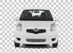 汽车2008丰田雅力士2007丰田雅力士丰田回声,丰田PNG剪贴画紧凑型