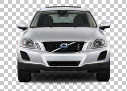 汽车奥迪A7 2013沃尔沃XC60 2012捷豹XF,沃尔沃PNG剪贴画紧凑型汽
