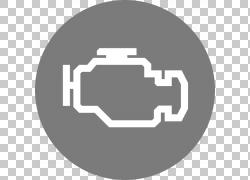 汽车检查发动机灯福特福克斯车载诊断,扫描仪PNG剪贴画电子,汽车,
