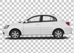 汽车2012现代口音2007现代口音轿车,起亚PNG剪贴画紧凑型轿车,轿