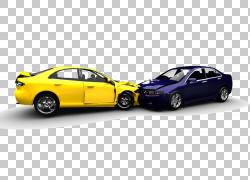 汽车交通碰撞事故车辆汽车维修店,车祸免费PNG剪贴画紧凑型轿车,